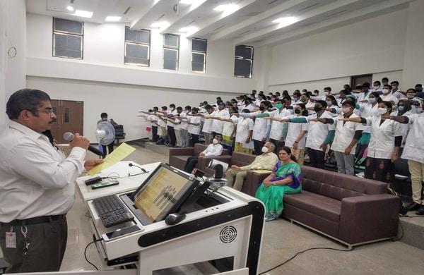 All-India-Institute-of-Medical-Sciences-Mangalagiri-Swering-Ceremony